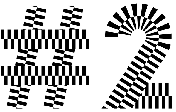 Decorative Fonts: Pattern Typeface No. 2